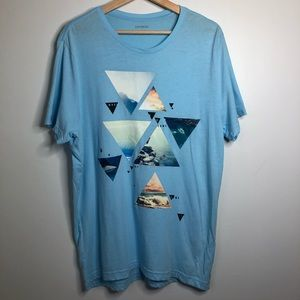 Men's Express Graphic T-Shirt - size Large